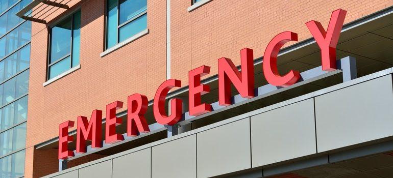 ulaz u hitnu pomoć